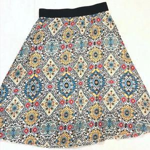 LuLaRoe Lola Skirt, Medium